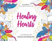 Healing Hearts Coloring Book - Manwol Son
